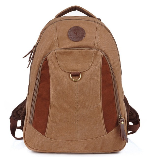 Laptop bag for men, 14 laptop bag for college students - E-CanvasBags