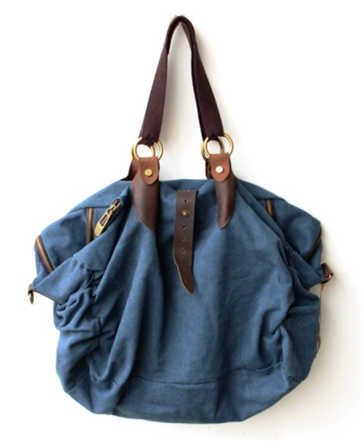 Hobo bag, ladies shoulder bag - E-CanvasBags