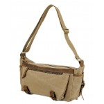 Vintage canvas messenger bags men, canvas messenger bag natural