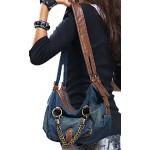 Jeans purse, ladies handbag