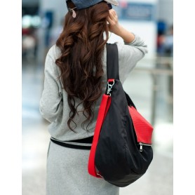 womens nylon hobo bag