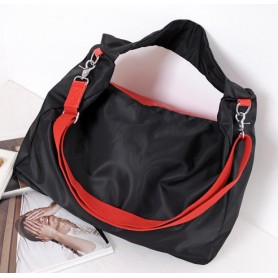 ladies nylon hobo bag