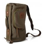 Strap bag cross body backpack, one strap bookbag