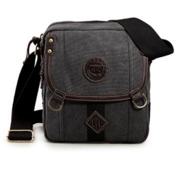 Mens Cotton Shoulder Bag 47