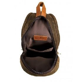 brown Back pack school