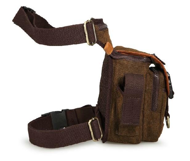 Leg Bag Waist Bag E Canvasbags