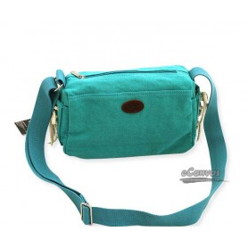 blue Canvas purse