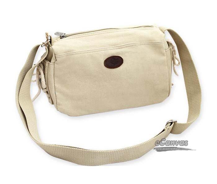 dd96dd6b5 Canvas purse, small cross-body bag, 4 colors - E-CanvasBags