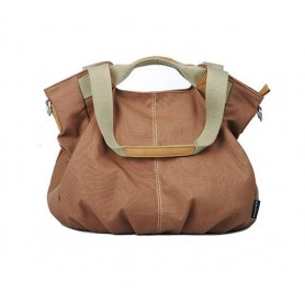 Canvas stylish handbag