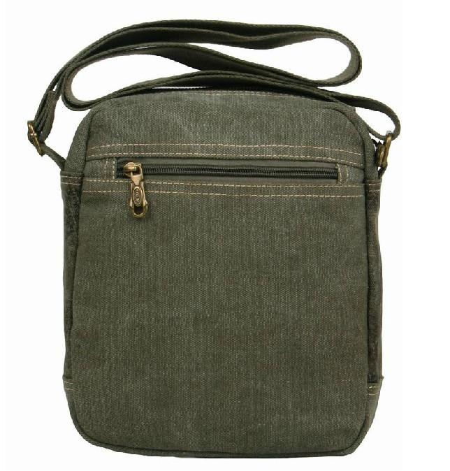 Popular messenger bag, recycled messenger bag - E-CanvasBags
