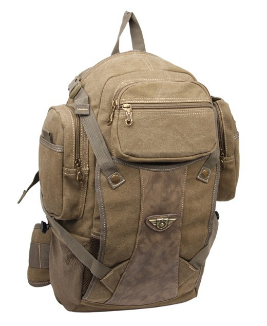 Backpack laptop, backpacks for hiking - E-CanvasBags