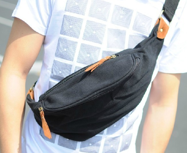 Sling pack, fanny pack fashion