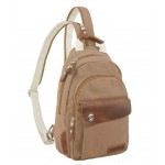 Canvas backpacks for college