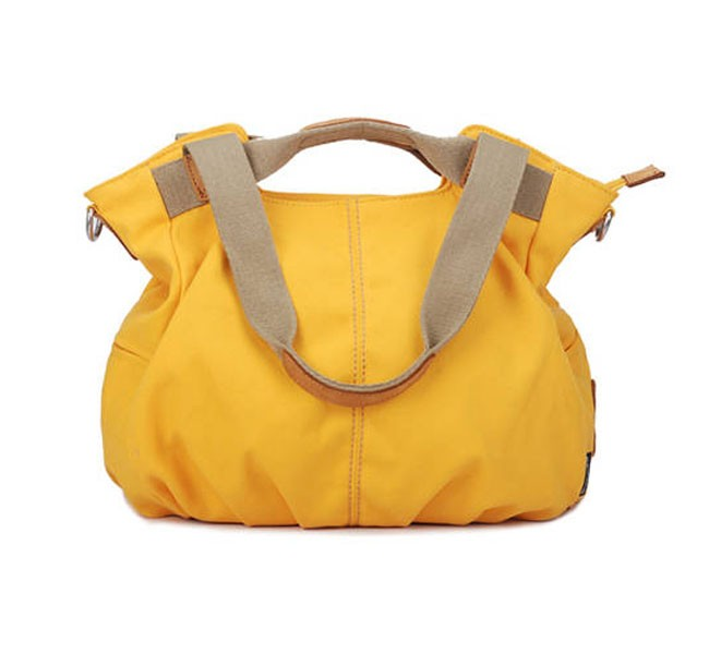 Yellow Shoulder Bag 106