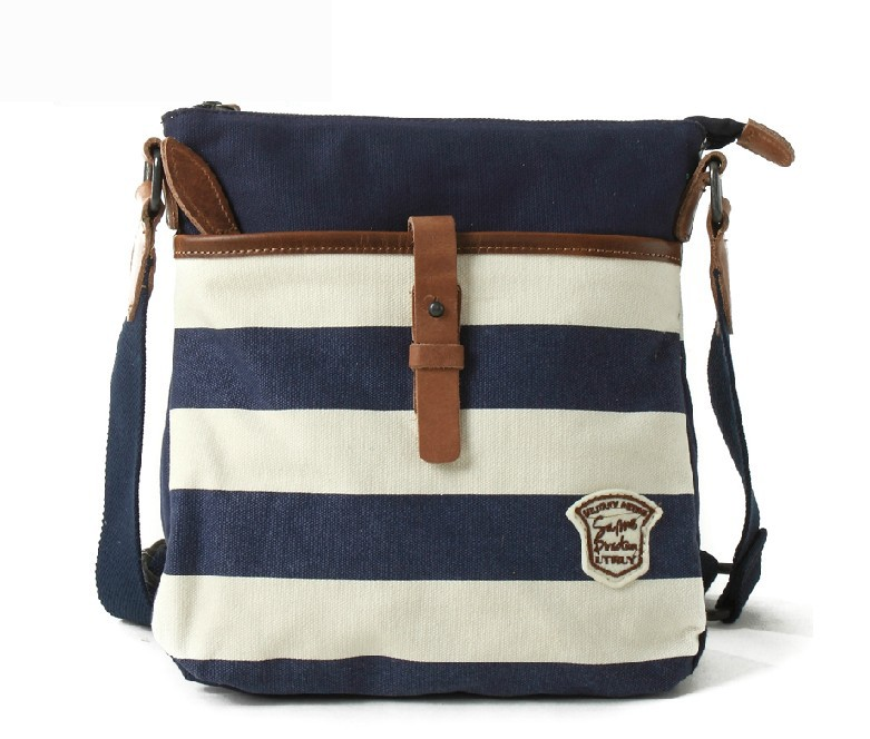Ipad canvas and leather messenger bag, canvas messenger bag for ... b048aba832