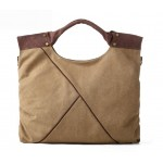 Canvas handbags tote, classic messenger bags