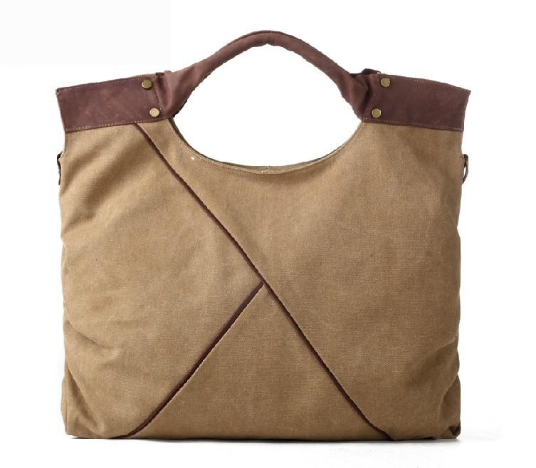 Canvas handbags tote, classic messenger bags - E-CanvasBags