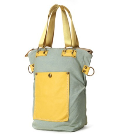 Canvas handbags for women, cross body bag