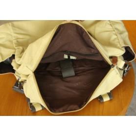Canvas shoulder bags for women