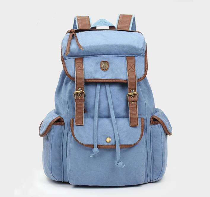 fdb6788f0f6a ... Military backpack grey · Blue Military backpack