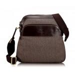 Shoulder bags for men, mens canvas satchel bag