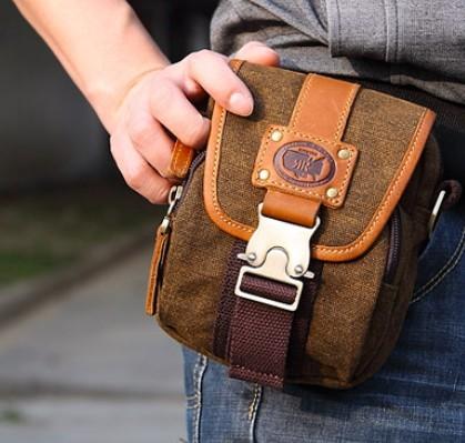 Mens Shoulder Bag Small – Shoulder Travel Bag