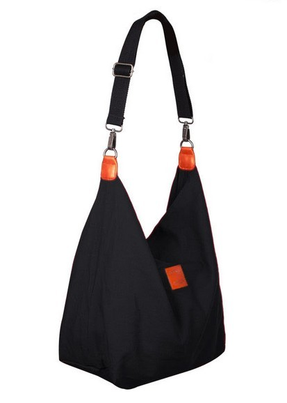 Black Crossover Bag