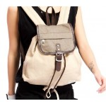 Women's everyday backpack purse, unique backpack