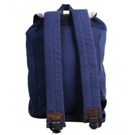 blue awesome backpack