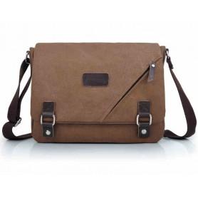 Canvas iPad satchel bag, iPhone canvas messenger bag