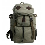 Vintage canvas backpacks, canvas rucksacks