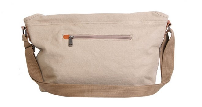 Women messenger bags, canvas satchel bag - E-CanvasBags