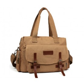Canvas messenger bags for men, cool messenger bag