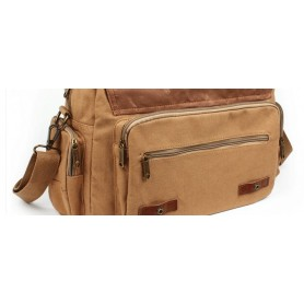 mens cool messenger bag