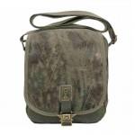 Fashion Canvas Satchel Bag, Leisure Canvas Messenger