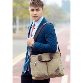 Soft Sided Briefcase Shoulder Briefcase E Canvasbags