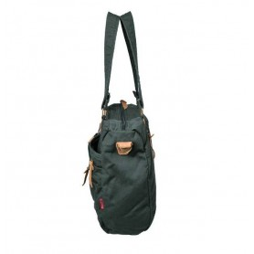 canvas shoulder book bag