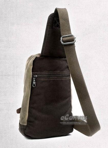 Mens Crossbody Sling Bag