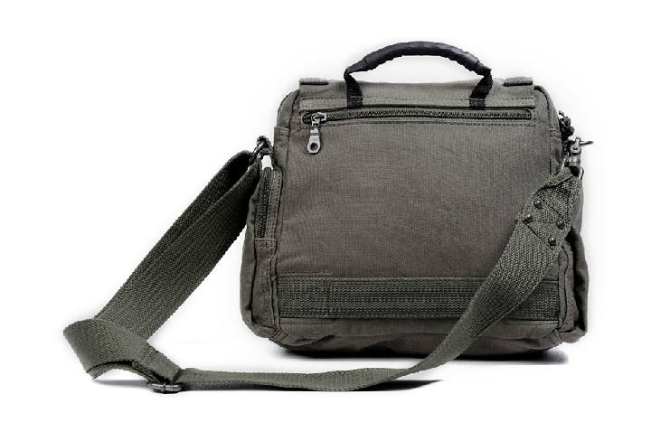 Over the shoulder bag, canvas messenger bag - E-CanvasBags