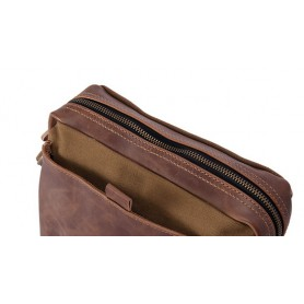 canvas Vertical messenger bags for men