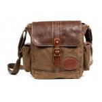 Mens shoulder bags canvas, canvas messenger bags for men