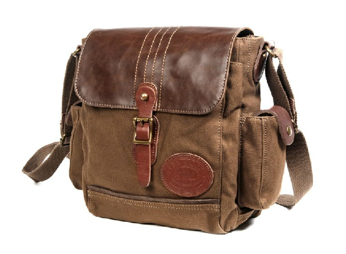 mens shoulder bags canvas canvas messenger bags for men
