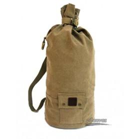 khaki hiking rucksack