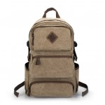 Canvas rucksacks and backpacks