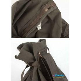 army green rucksack