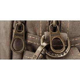 canvas fabric handbag