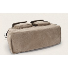 canvas Mens shoulder bag