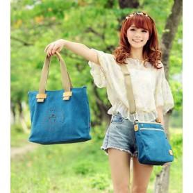 canvas handbag fashion