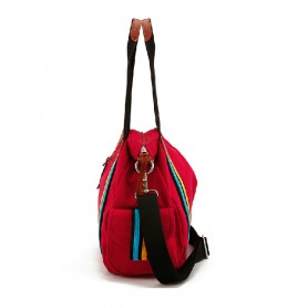 red Crossbody handbag