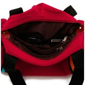 canvas Crossbody handbag